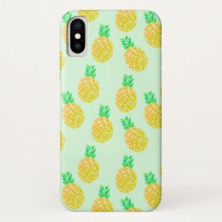 Pineapple Pattern - Phone case