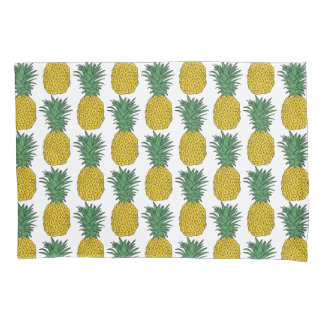Pineapple Pattern Pillowcase