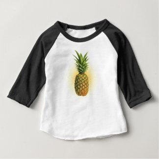Pineapple Power Baby T-Shirt