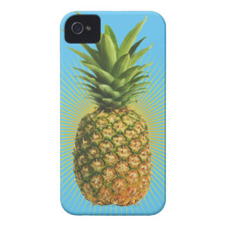 Pineapple Power Case-Mate iPhone 4 Case