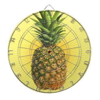 Pineapple Power Dartboard