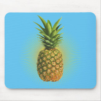 Pineapple Power Mouse Pad