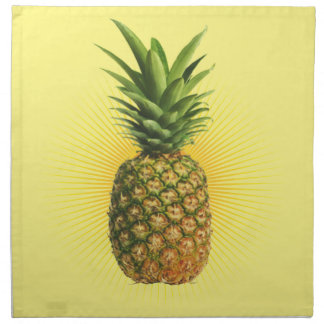 Pineapple Power Napkin