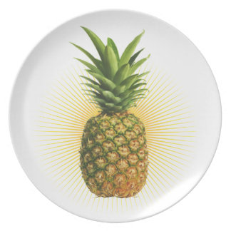 Pineapple Power Plate