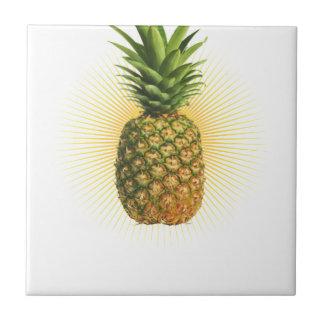 Pineapple Power Tile