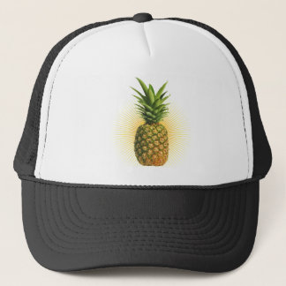 Pineapple Power Trucker Hat