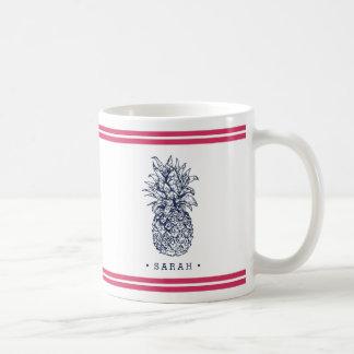 Pineapple Prep | Personalized Coffee Mug