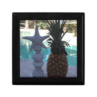 Pineapple Starfish Gift Box