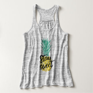 Pineapple Tee - Stay Sweet - Summer Print