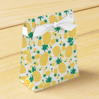 Pineapple Tent Favor Box