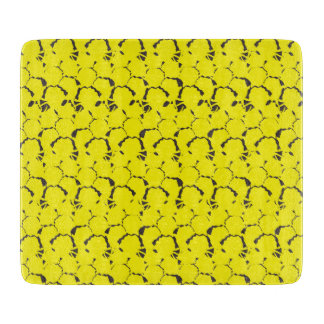 Pineapple Textured Yellow Boards