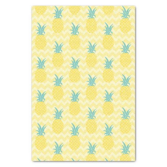 Pineapple Tissue Paper