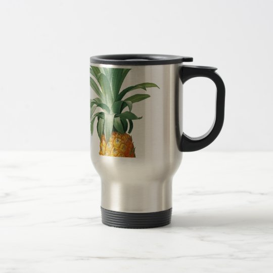 Pineapple Travel Mug
