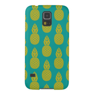 Pineapple Tropical Fruit Case For Galaxy S5