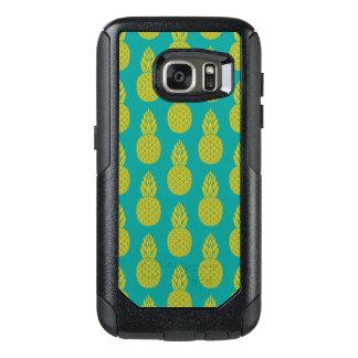 Pineapple Tropical Fruit OtterBox Samsung Galaxy S7 Case