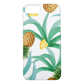 Pineapple, tropical iPhone 7 case