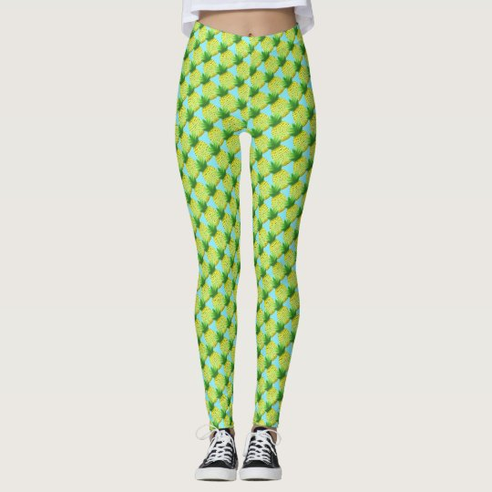 Pineapple Vibes Leggings