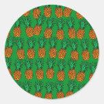 Pineapple Wallpaper Sticker