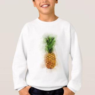 Pineapple Watercolor Sweatshirt