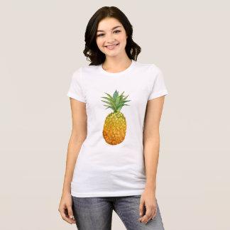 Pineapple Watercolors Illustration T-Shirt
