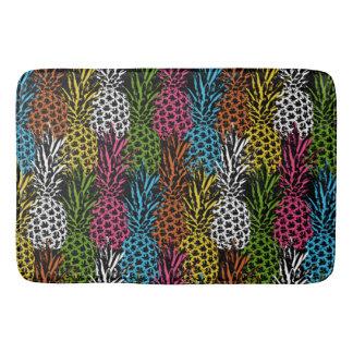 Pineapple Wild and Sweet Bath Mat