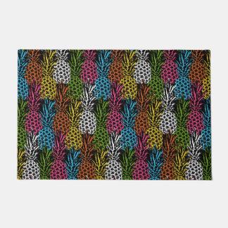 Pineapple Wild and Sweet Doormat