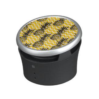 Pineapple Zigzags Bluetooth Speaker