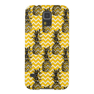 Pineapple Zigzags Cases For Galaxy S5
