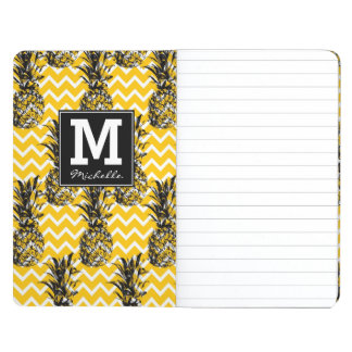Pineapple Zigzags | Monogram Journals