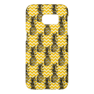 Pineapple Zigzags Samsung Galaxy S7 Case