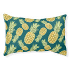 Pineapples (2) pet bed