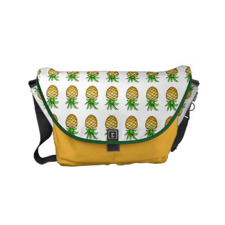 Pineapples Bag Commuter Bags