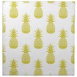 Pineapples Cloth Napkins