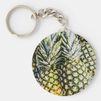 Pineapples Keychain