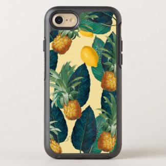 pineapples lemons yellow OtterBox symmetry iPhone 8/7 case