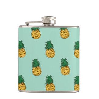 Pineapples & Mint Flask