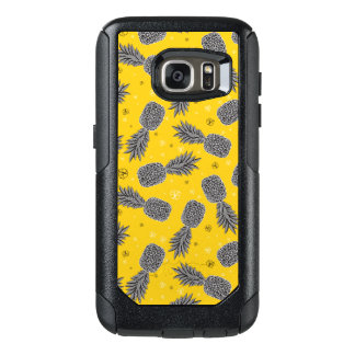 Pineapples On Gold OtterBox Samsung Galaxy S7 Case