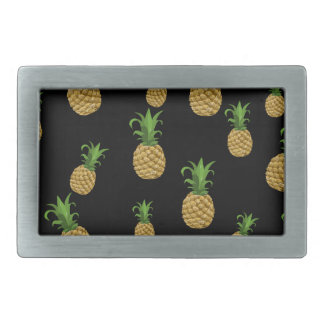 Pineapples pattern belt buckles