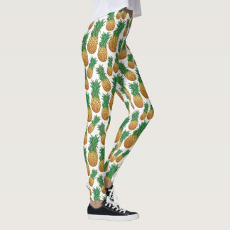 Pineapples Pattern leggings