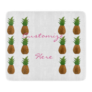 pineapples pattern Thunder_Cove Boards