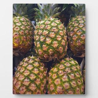 Pineapples Plaque