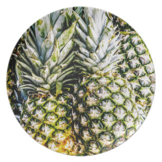Pineapples Plate