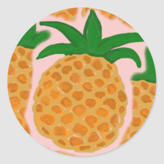 Pineapples Sticker