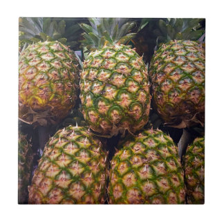 Pineapples Tile