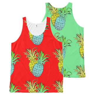 Pineapples - Tropical T-shirt