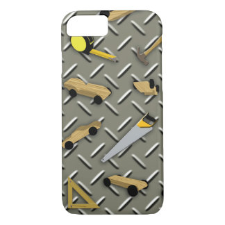 Pinecar Woodshop Case-Mate iPhone Case
