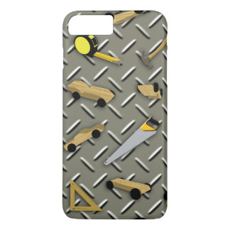 Pinecar Woodshop iPhone 8 Plus/7 Plus Case