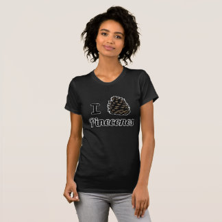 Pinecones Women's Shirt