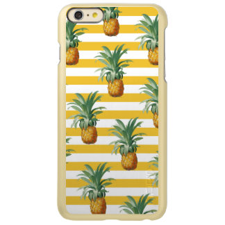 pinepples yellow stripes