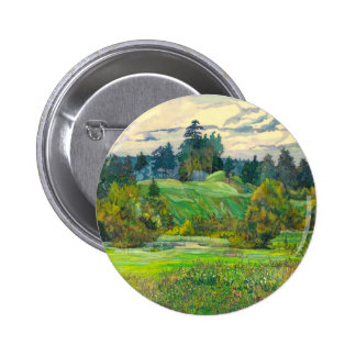 Pines 2 Inch Round Button